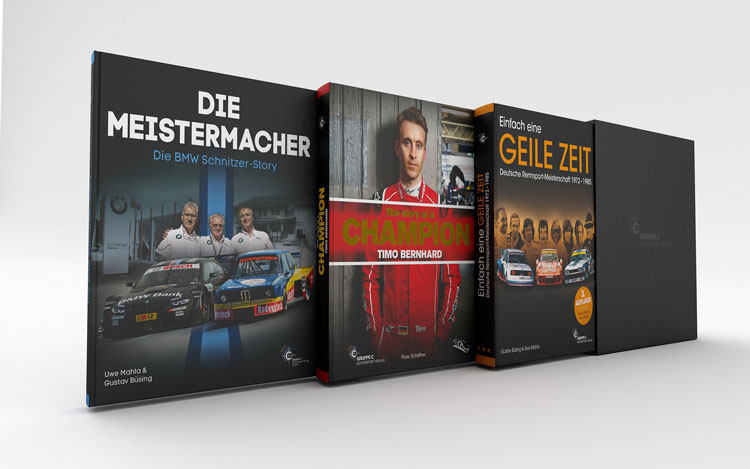Gruppe 5 / III + die Meistermacher + The story of a Champion