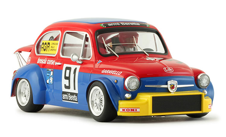 BRM Fiat 650 blue- red # 91