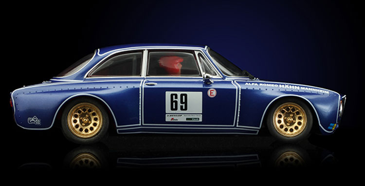 BRM GTA 1300 Junior blue