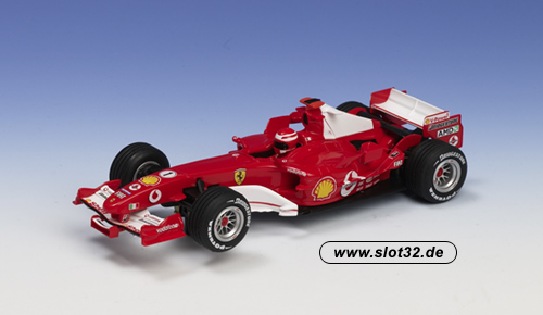 Carrera Evolution Evolution F1 Ferrari 2005 Slotcars Und Slotcar Zubehör