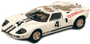 FLY Playboy collection 4 Ford GT 40