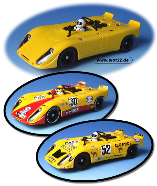 FLY Porsche 908-Flunder decals