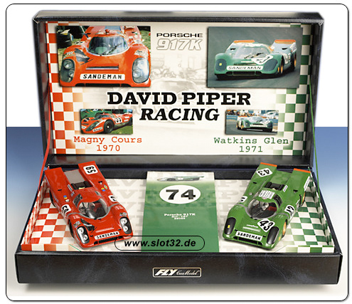 FLY Porsche 917-K David Piper Team