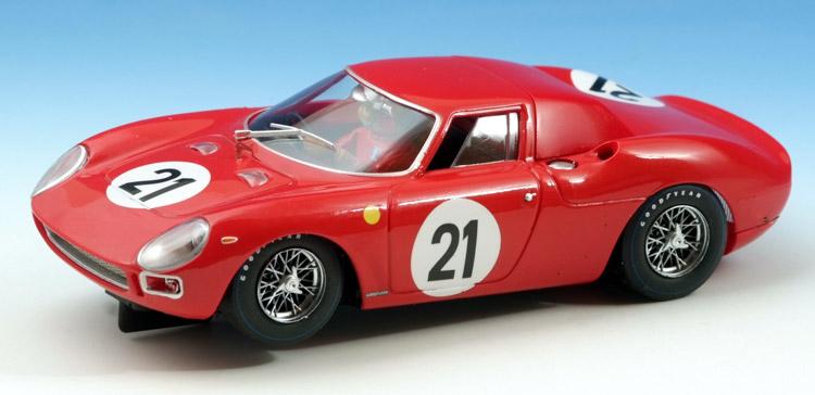FLY Ferrari 250 LM 1° LM 1965