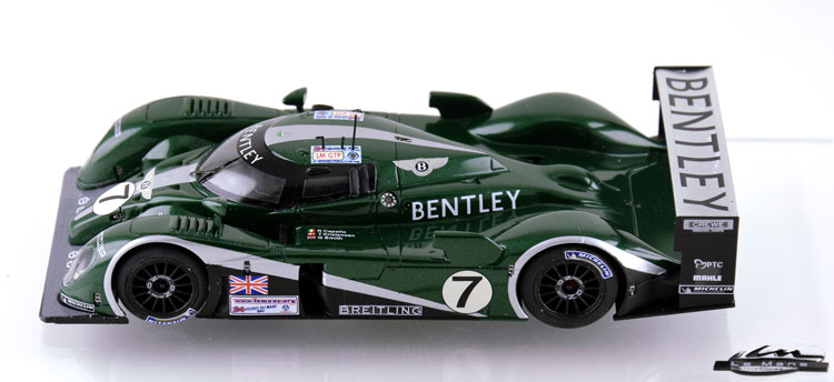 LeMansMiniatures Bentley EXP Speed # 7