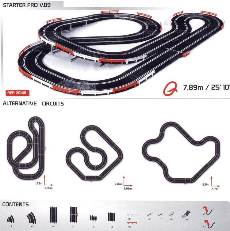 Cars  Slot Car Track