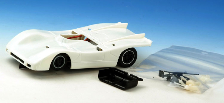 NonnoSlot Fiat Abarth 2000 Spider Sport  KIT