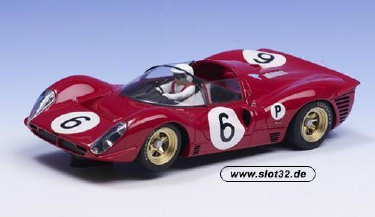 Racer Ferrari 330p4 Boac 500 Slotcars Und Slotcar Zubehör