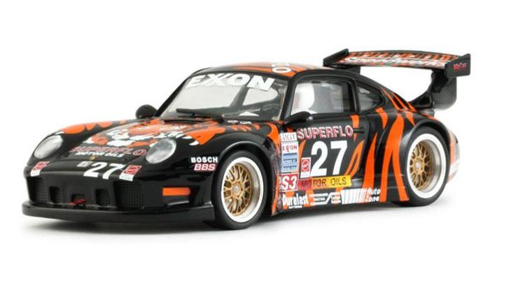 RevoSlot Porsche GT2  Exxon # 27 Sebring '97
