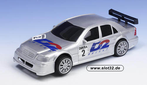 SCALEXTRIC Mercedes D2 # 2