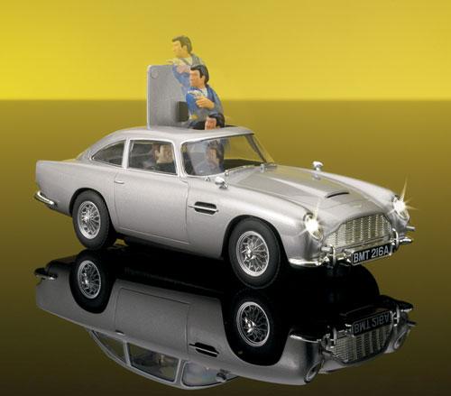 Scalextric Aston Martin Db5 James Bond New Slotcars Und Slotcar Zubehör