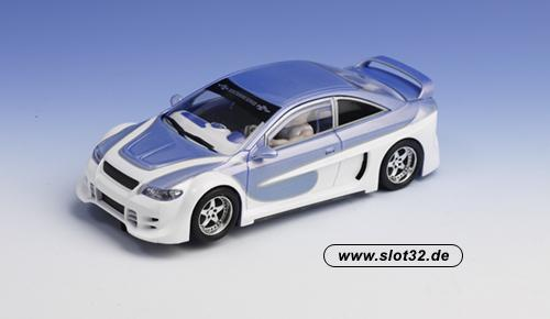 SCX Opel Astra  Tuning blue