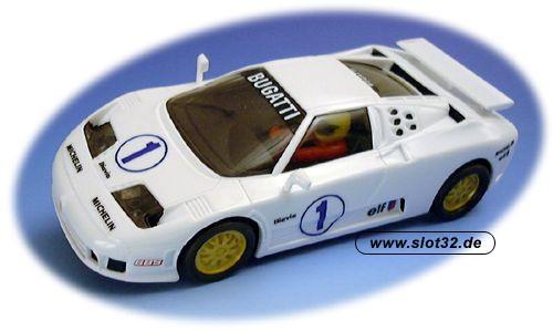 Bugatti EB 110 white # 1