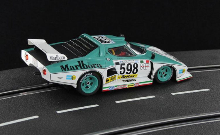 Sideways Lancia Stratos Marlboro Mint Limited