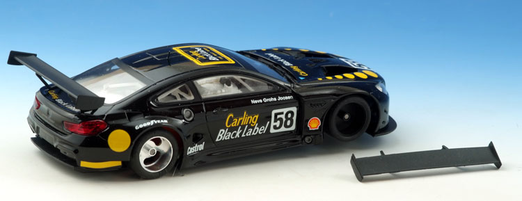 Sideways BMW M6 GT3 - Carling Black Label