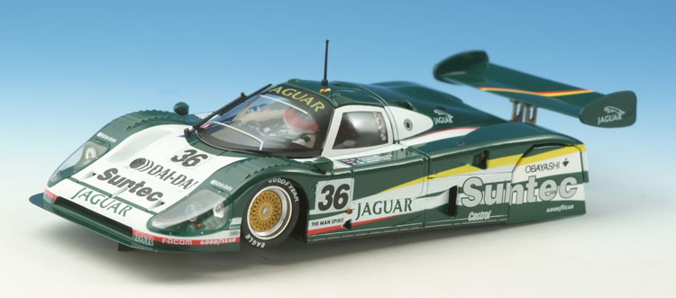 SLOT IT Jaguar XJR 12 LM Suntec # 36 | Slotcars und ...
