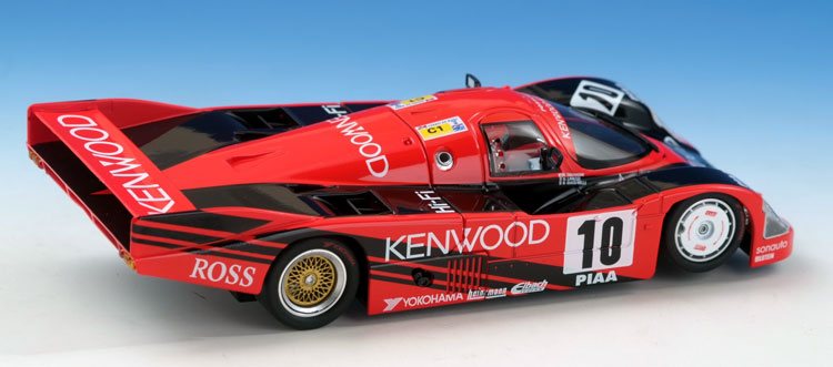 SLOT IT Porsche CK6 85  Kenwood