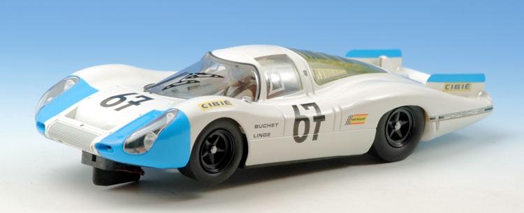SRC Porsche 907L #67 LeMans 1968