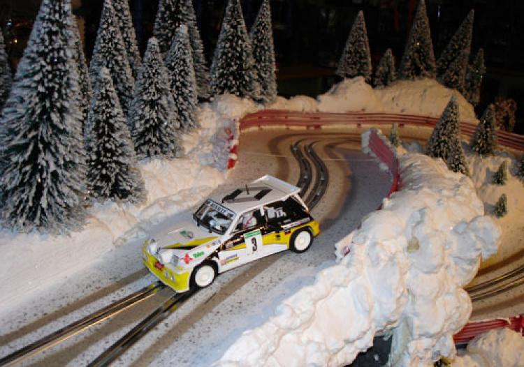 Hire Track Rally 1