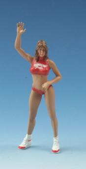 Hawaiian Tropic Gridgirl Kate