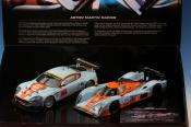 Aston Martin Gulf Oils twin pack